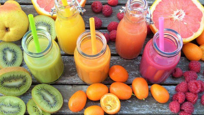 12 tipu na dietní přírodní ovocné a zeleninové domácí nápoje na hubnuti