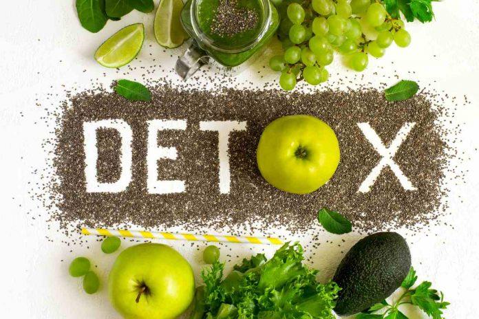 Jak pomáhá 7 denní dieta na hubnutí, jídelníček a proč je zároveň i detoxikační